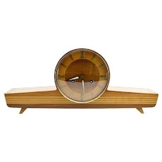 Large Mid-century Table Clock, ca.1950