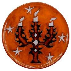Jean Picart le Doux, Ceramic Bowl, 12/100, 1950s