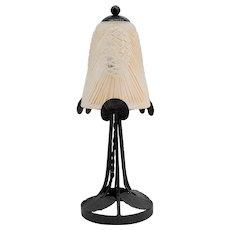 SEVB French Art Deco Table Lamp 1920s