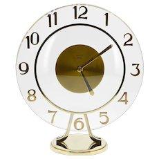 BAYARD French Art Deco Clock, 1930s
