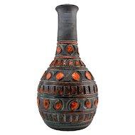 Mid-century Ceramic Lamp, Italy, early 1970s