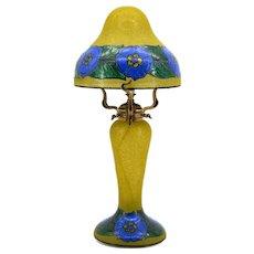 LEUNE French Art Deco Table Lamp, 1920s