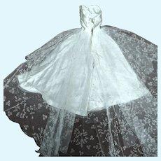 Barbie 972 Wedding Day Dress and One Glove 1960s