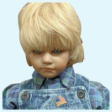"""26"""" Timi Annette Himstedt American Heartland Puppen Kinder"""