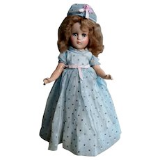"""Beautiful Original Excellent 14"""" Arranbee R&B Nancy Lee Doll Never Played With"""