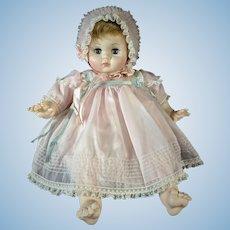 "19"" Vintage Madame Alexander Mary Mine Baby Doll 6450"
