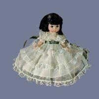 "Vintage 8"" Madame Alexander Alexanderkin Scarlet O'Hara Doll"