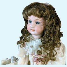 "23"" Pretty AM Armand Marseille 390 German Bisque Doll"