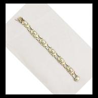 Georg Jensen #15 Handcrafted Bracelet