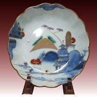 Japanese Antique ko-Imari 伊万里 Porcelain Namasu Bowl