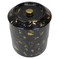 Japanese Vintage Lacquerware Shikki 漆器 Wood Jubako Boxes