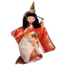 Japanese Vintage Isshō Ningyō 衣装人形 for Girl's Day Doll