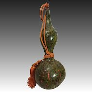 Japanese Vintage Folk Art Hyotan or Gourd