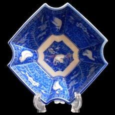 Japanese Arita Fukagawa Seiji Porcelain Bowl
