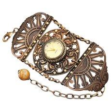 Women's Watch Bracelet, Bracelet Watch For Ladies, Bracelet Watches For Small Wrists, Working Watch, Wrist Watch