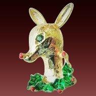 40% OFF Gerrys Reindeer Christmas Holiday Brooch