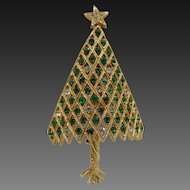 15% OFF Corocraft Book Piece Christmas Tree Pin