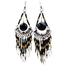 50% OFF Vintage Murano Glass Drop earrings