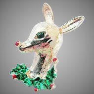 25% OFF Gerrys Reindeer Christmas Holiday Brooch