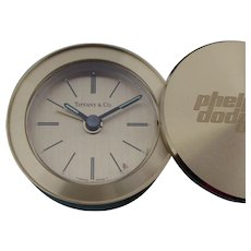 75% OFF Tiffany & Co Clock ~ Phelps Dodge