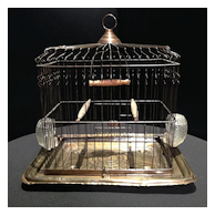 Antique John Maxwell Birdcage