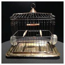 Antique John Maxwell Birdcage