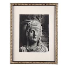 Certified Print of a 1937 Original Photogravure France (III)