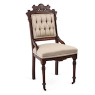 Victorian Renaissance Revival Chair