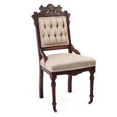 Victorian Renaissance Revival Chair
