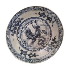 14th-15th century Chinese Ming Dynasty Swatow
