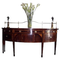 18th cent. Geo. III sideboard