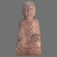 19th cent. Japanese Buddha