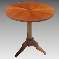 Early 19th cent. Continental table