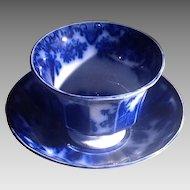 19th c. English flow blue