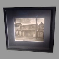 Early 20th c. New Orleans photograph