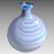 Vintage American Glass Flask
