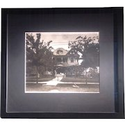 20th cent.  New Orleans photograph