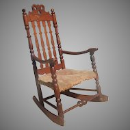 Early 18th cent. American Armchair
