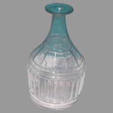Early 19th c. Glass Decanter