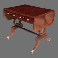 Regency period British Sofa table