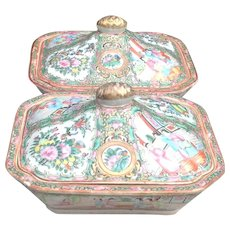 Mid 19th c. Chinese Export Porcelain