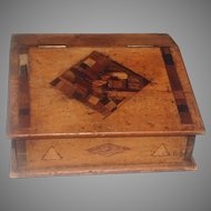 19th c. American Bible Box