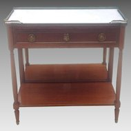 Late 19th c. French Console