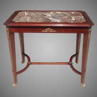 Early 20th c. French Center Table