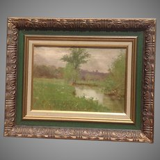 19th c. British Oil Painting