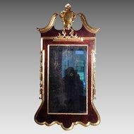 18th c. George II period mirror