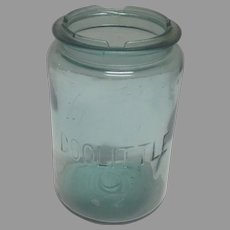 C. 1900 Canadian fruit Jar