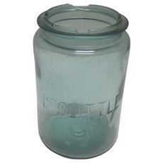 C. 1900 Canadian fruit Jar