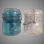 Early 20th c. American Fruit Jars