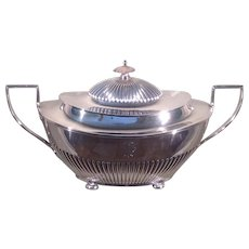 Early 20th c. American Sterling Tureen